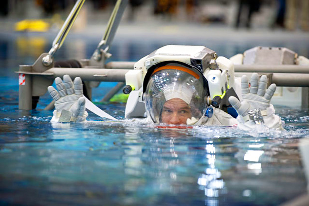 Training for the International Space Station
