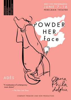 Powder Her Face poster