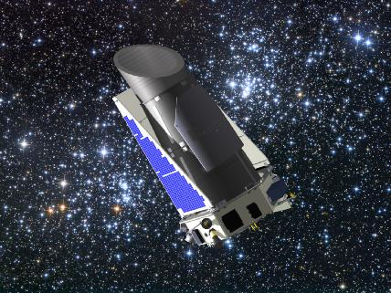 Kepler discovery mission
