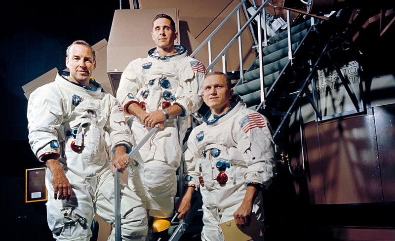 Apollo 8 astronauts