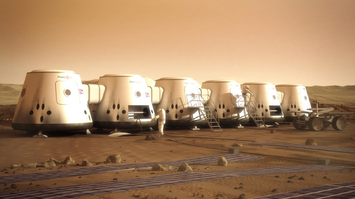 Mars One Foundation - Human Colonizing Mars