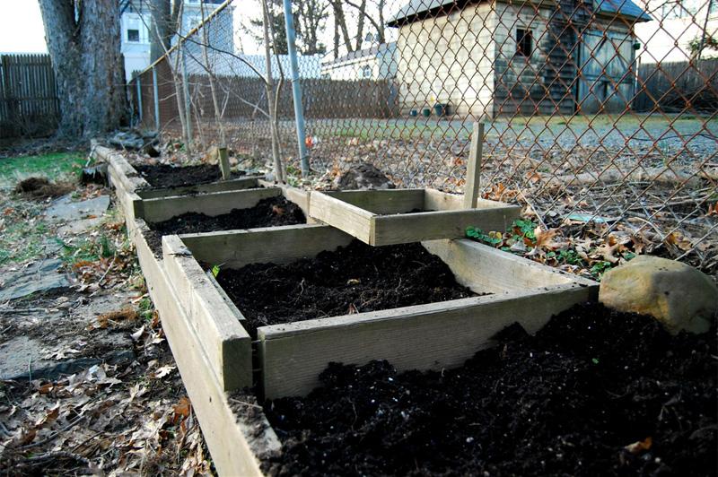 How to improve garden soil