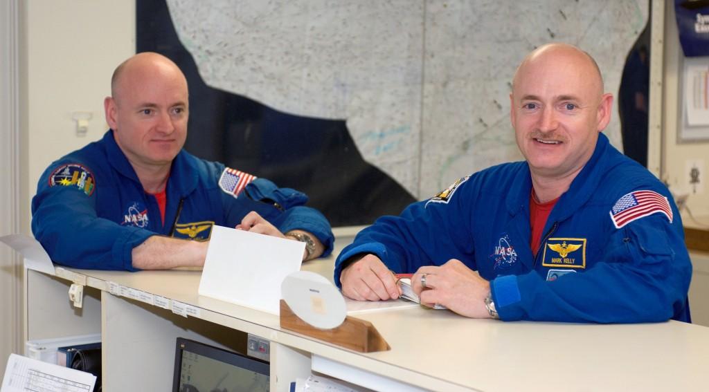 Twin astronaut study