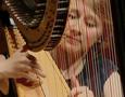 Elizabeth White-Clark, harpist