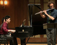 Tim Munro, flute; Andrew Hsu, piano