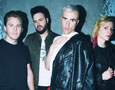 Neon Trees will perform in Atlantic City on Fri, April 16.  (Photo by Katy Winn/Invision/AP)