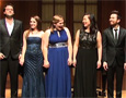 Opera singers at Curtis