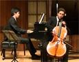 Cellist Oliver Aldort