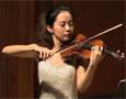 Violinist Kyung Ji Min