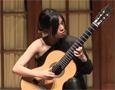 Guitarist Jiyeon Kim