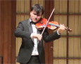 Violinist Nadir Khashimov