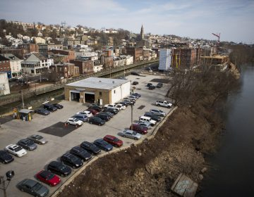 View of Manayunk