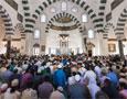 People at prayer