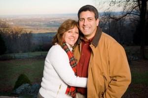 Ken and Julia Falke