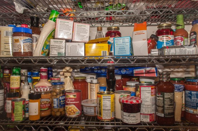 Through the generosity of the SHARE program, Philabundance and member contributions, Faith Chapel keeps shelves stocked with non-perishable food items that are given away weekly to hundreds of needy neighbors.