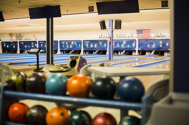 V & S Bowling lanes