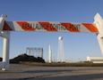 a NASA launch site