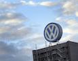 a Volkswagen logo