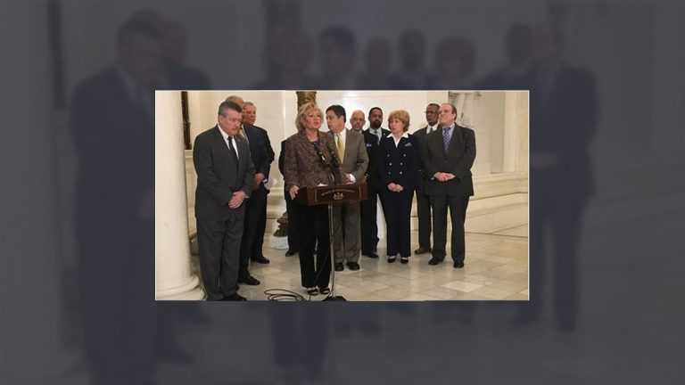 Senate Democrats are calling for a special session on property tax reform in an effort to get more eyes on the issue. (Katie Meyer/WITF)
