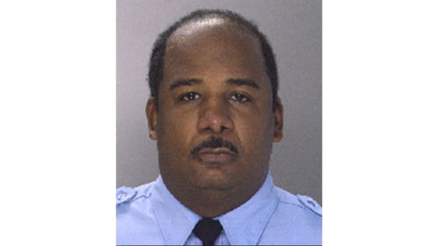 Former Philadelphia Police Officer Jeffrey Walker.