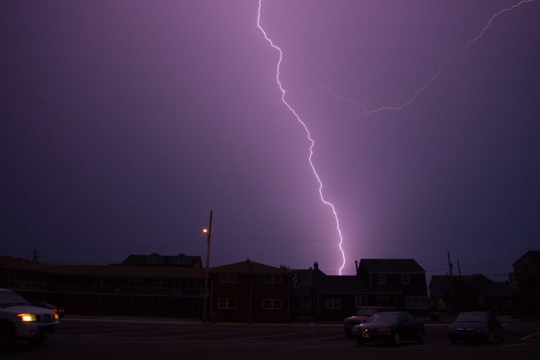 Last night in Seaside Park by JSHN contributor Ben Currie.