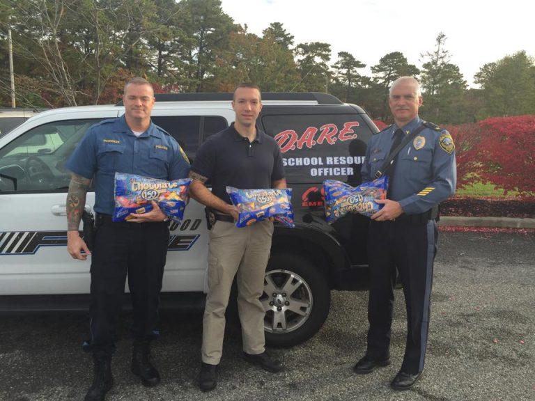 Photo courtesy of the Beachwood Police Department.