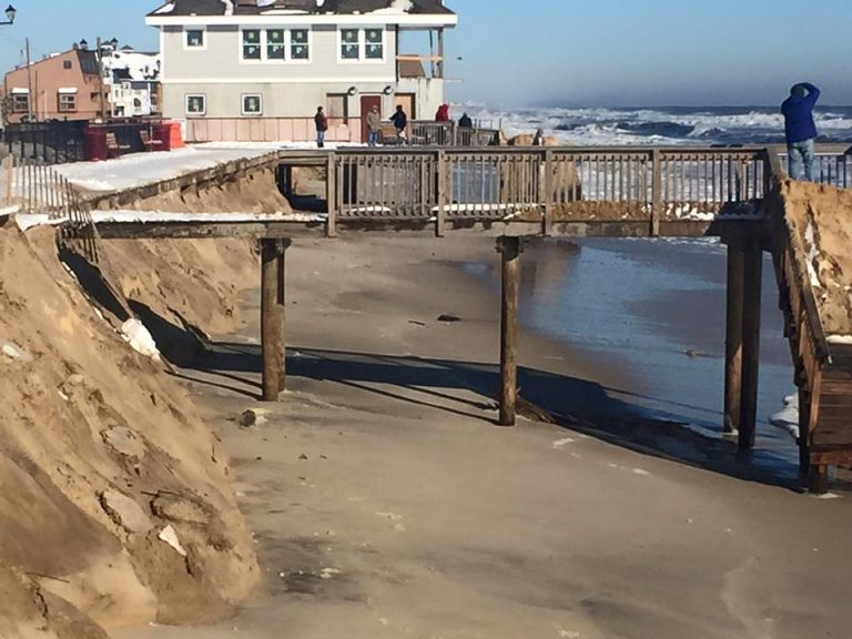 Ortley Beach on Sunday. (Photo: JSHN contributor Marianne Mooney Beckwith)