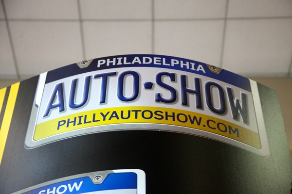 Head to the Philadelphia Auto Show at the PA Convention Center.  (Nathaniel Hamilton/for NewsWorks, file)