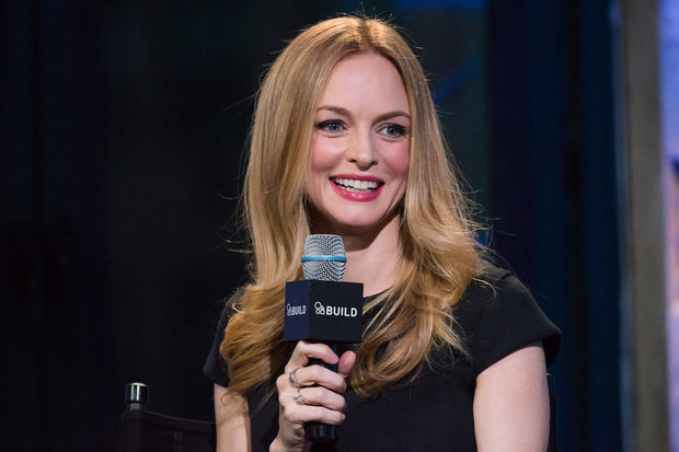 Actor Heather Graham. (AP file)