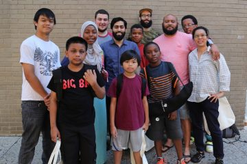Participants in the Philadelphia Muslim Youth Voices Project will have their film shorts shown at the Philadelphia Asian American Film Festival. (Courtesy of Kar Yin Tham)