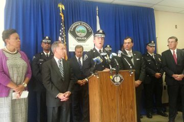 Camden officials announce 2.3 million grant for more police officers