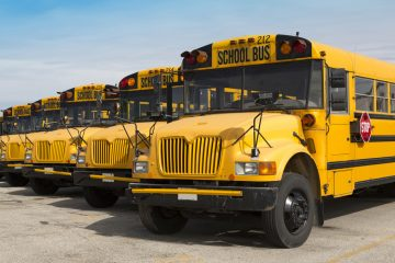 Lakewood public schools is required by the state to provide transportation for private school students.