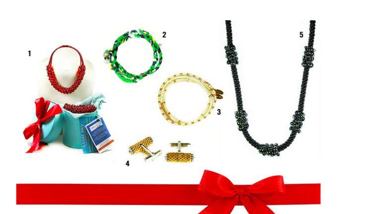 Screenshot of Same Sky's online catalog of jewelry.