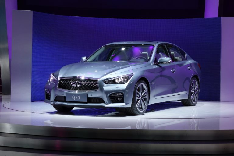 An Infiniti Q50. (Image courtesy of the Ocean County Prosecutor's Office)