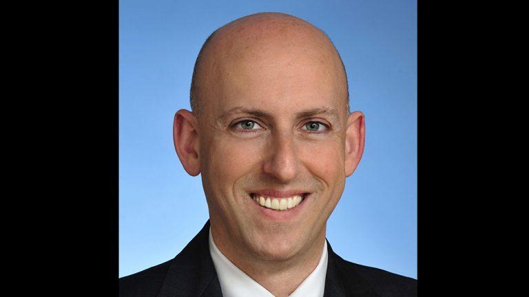 Reid Schar led the prosecution against former Illinois Governor Rod Blagojevich. (Photo provided by NJ Legis)