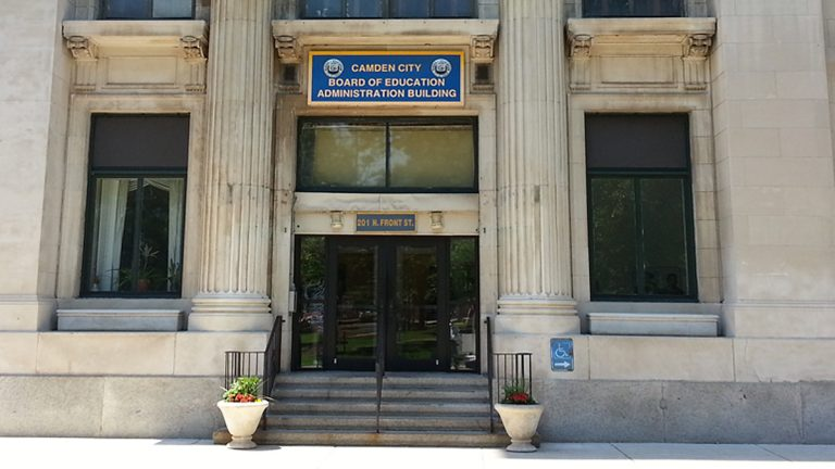 The Camden school board can choose up to three separate charter operators. (Alan Tu/WHYY)