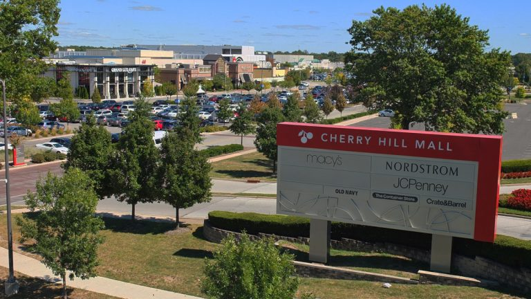 Cherry Hill Mall (Alan Tu/WHYY)