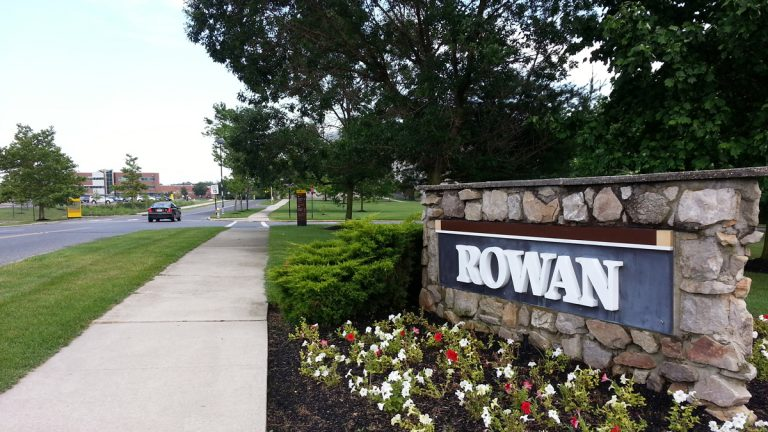 Rowan University is in Glassboro, N.J. near Philadelphia. (Alan Tu/WHYY)