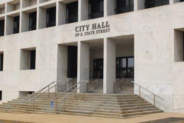 Trenton City Hall (Alan Tu/WHYY)