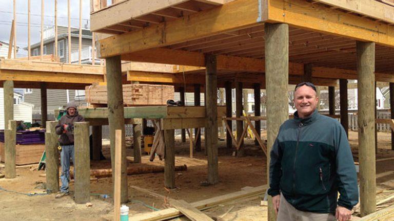 Long Beach Township construction official Dane Sprague. (Scott Gurian/NJ Spotlight)