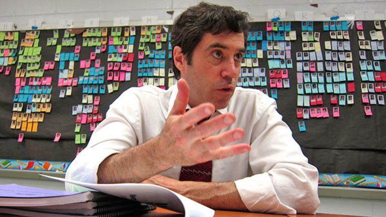 Scott Gordon, CEO, Mastery Charter School Network (Photo courtesy of NJ Spotlight)