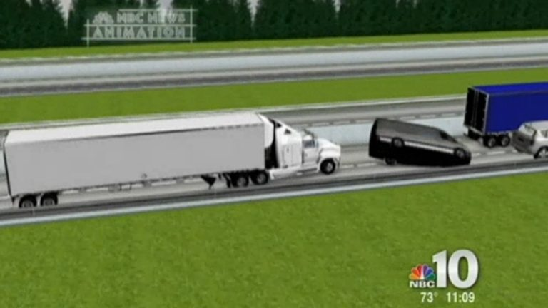 (Image from NBC News animation of the accident)