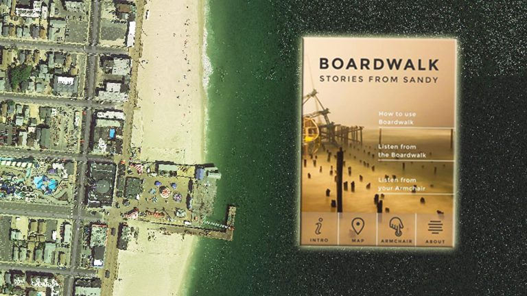 Boardwalk Stories is a new mobile phone app for Android and iOS.