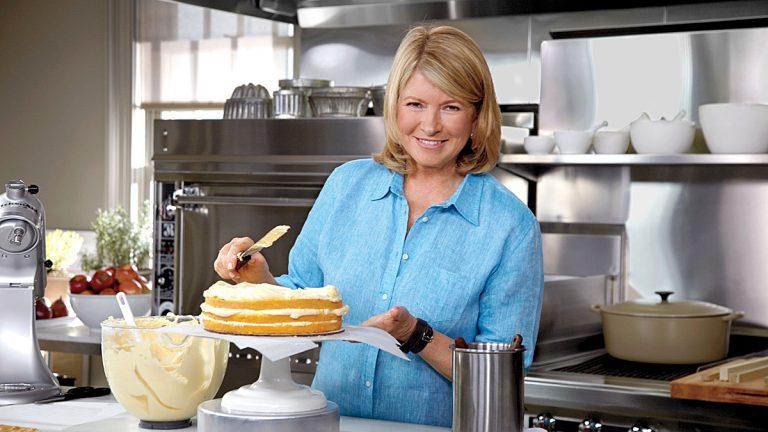 Martha Stewart, host of the PBS show Martha Bakes, will be in Atlantic City Saturday. (PRNewsFoto/Martha Stewart Living Omnimedia, Inc.)