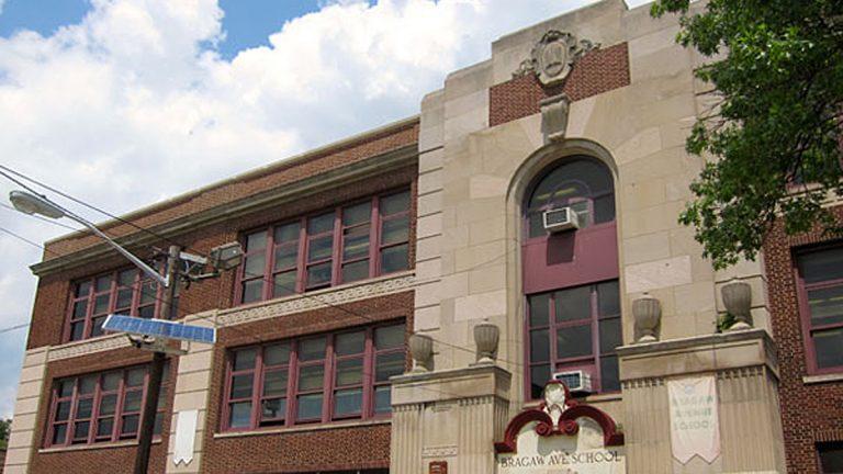 Bragaw Avenue School (K-8) in Newark will be taken over by a charter school operator.