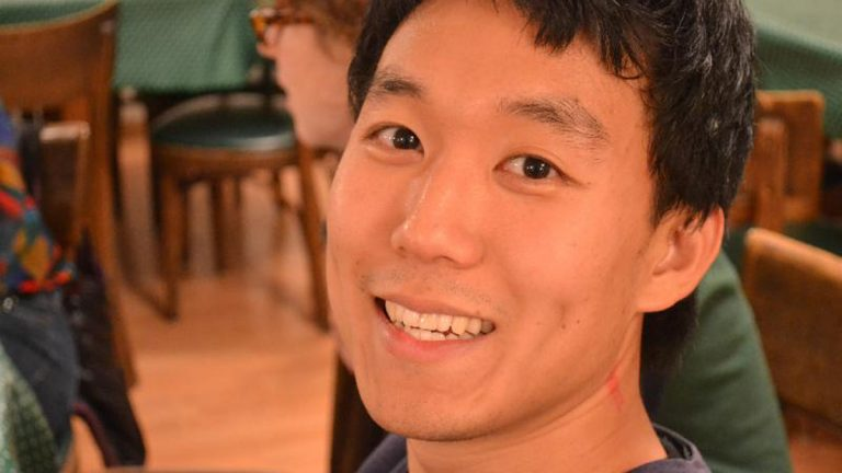Eunjey Cho of Princeton, N.J. was killed while riding his bike in Colorado September 18, 2013 (Photo from JVC Northwest)