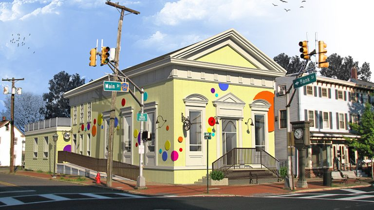 Computer enhanced rendering of how the Pop Shop will look in Medford. (Image courtesy of Michael Pagnotta Architects)