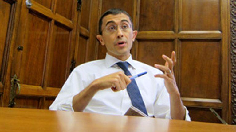 Camden Schools Superintendent Paymon Rouhanifard