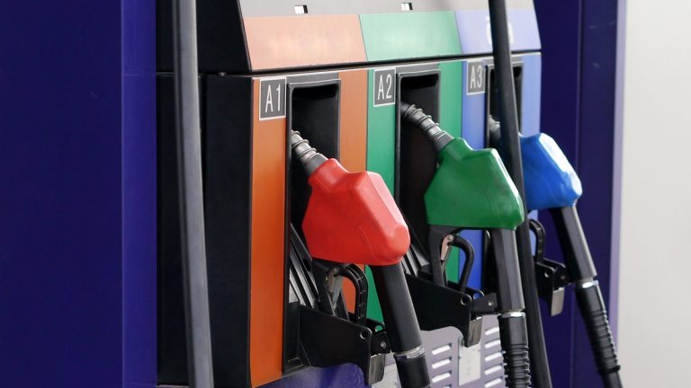 New Jersey's gas tax is 14.5 cents per gallon. Only Alaskans pay less. (Shutterstock)