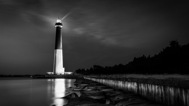 This month people are being challenged to visit all of New Jersey's Lighthouses